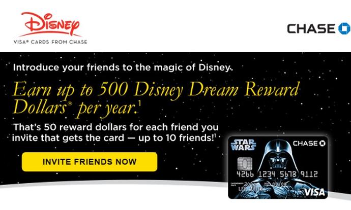 Disney Visa Reward Invitation - Other - TouringPlans
